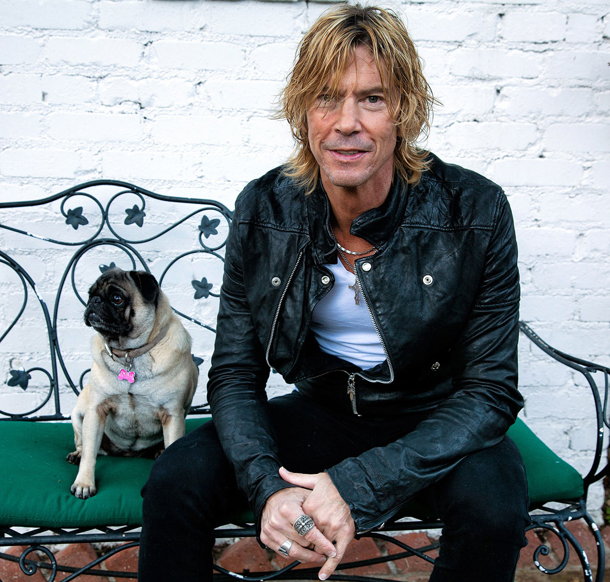MANUELLO PAGANELLI  Photographer  / PORTRAIT, EDITORIAL, TRAVEL  /  ADVENTURE, LIFESTYLE, MAGAZINE - HOLLYWOOD, SAN FRANCISCO, LOS ANGELES California - PORTRAIT - Duff McKagan, Guns N
